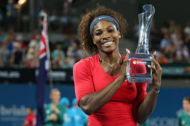 Why Serena Williams Will Be Even Better on WTA Tour in 2013