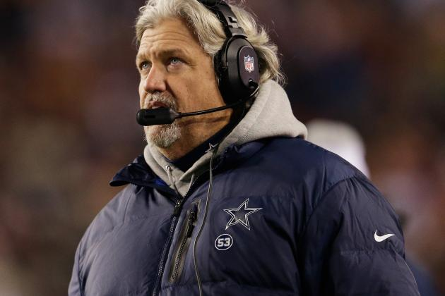 Jerry Jones Explains Dallas Cowboys' Firing of Rob Ryan