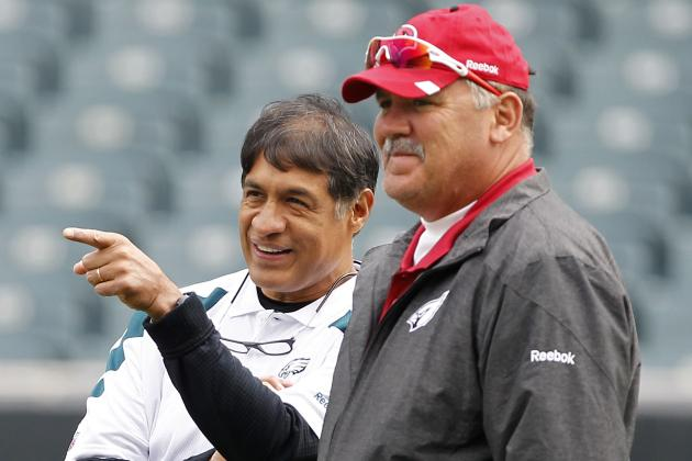 Report: Cardinals Interview Former Eagles DC Juan Castillo