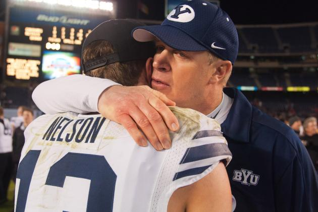 BYU's Mendenhall Elected to AFCA's Board of Trustees