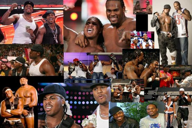 JTG: Why Shad Should Return to WWE to Reunite Cryme Tyme with Him