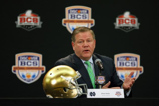 Making Sense of Brian Kelly's Interview with the Philadelphia Eagles