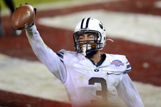 Van Noy, Stephenson Make All-Bowl Team