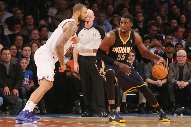 Previewing Knicks vs. Pacers