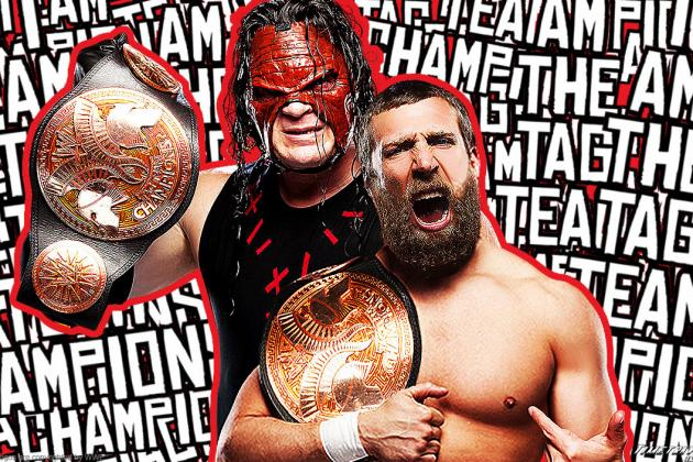 Kane: Why Teaming with Daniel Bryan Has Been Great for the WWE Superstar