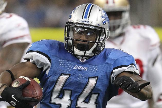 Martin Mayhew Looking for a Lions RB 'with Some Juice'