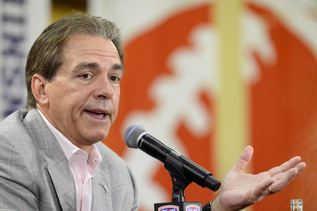 Next Season Starts Now, as Alabama Begins Preparations Today with Team Meeting