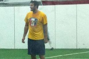 Tony Romo's Indoor Soccer Season Has Started [PHOTOS]