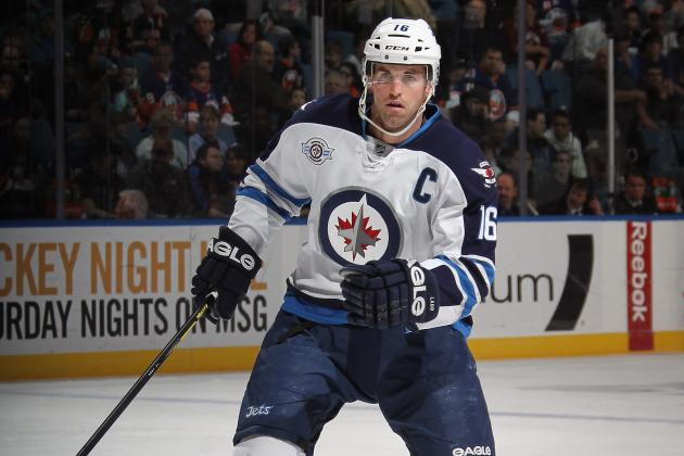 Jets Trickling into Winnipeg