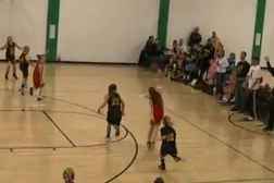 9-Year-Old Girl Hits Half Court Shot, Doesn't Count