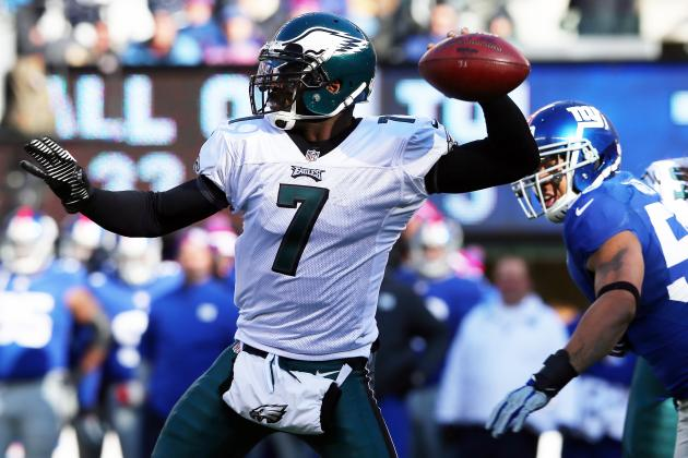 Philadelphia Eagles: Who Should Start at Quarterback in 2013?