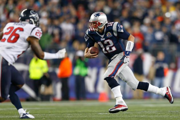 NFL Playoff Predictions: Gambling Guide for Texans vs. Patriots AFC Matchup