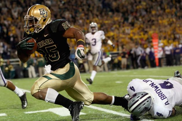 One Name to Remember for This Year's Heisman Race—Lache Seastrunk