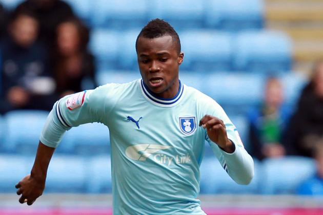Manchester City Youngster Alex Nimely Joins Crystal Palace on Loan