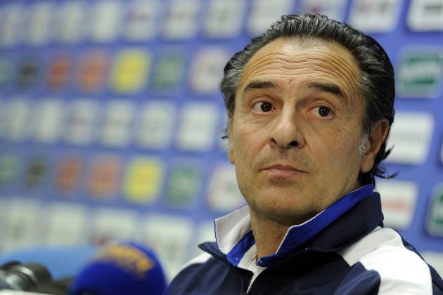 Milan to Replace Allegri with Prandelli?