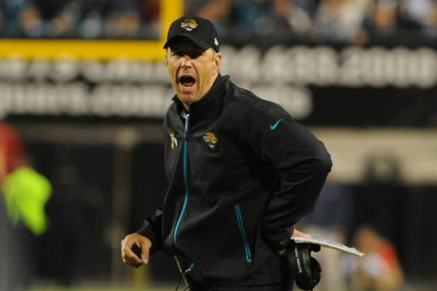 Mularkey Dismissed as Jaguars Head Coach