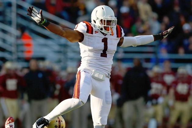Virginia Tech CB Antone Exum Will Return