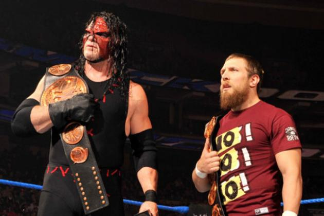 Team Hell No Were the WWE Highlight in 2012