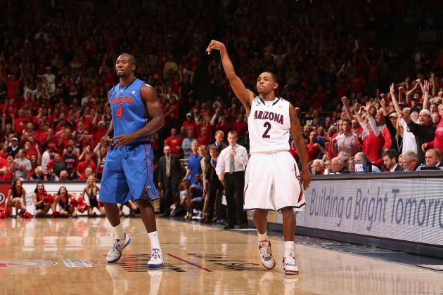 Arizona Basketball Preview: Lyons Ready for Oregon and Its Rebound Challenge