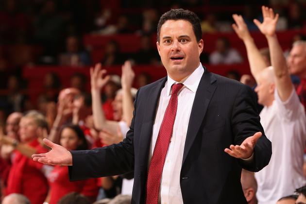 Will Arizona Basketball's Luck Run Out?