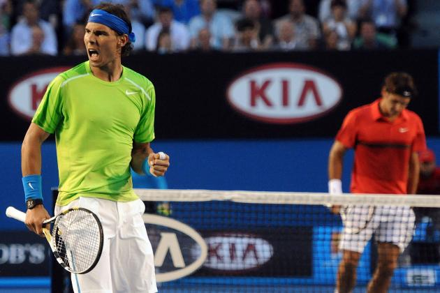 Australian Open 2013: Superstars Must Take Advantage of Rafael Nadal's Absence