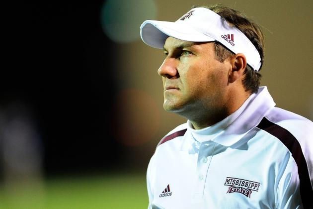 Townsend on Mullen's Short List for Mississippi State DB Job
