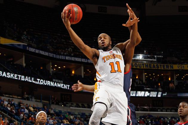 Trae Golden Slumping as Vols Enter SEC Competition