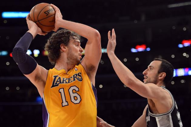 Ginobili Wary of Wounded Lakers