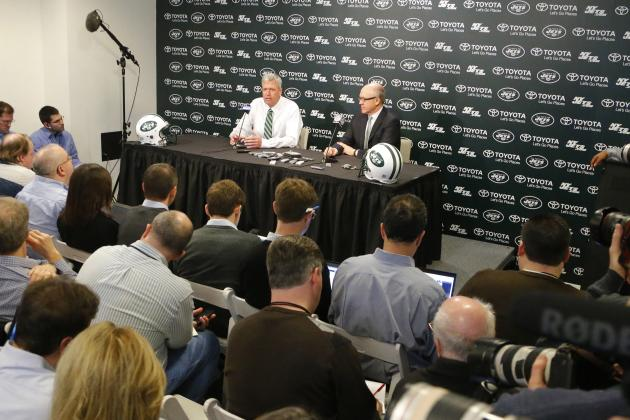 New York Jets Complete 2013 Offseason Guide, Needs, Free Agents, Salary Cap Info