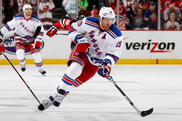 Who's Better Buyout Candidate for NY Rangers: Marian Gaborik or Brad Richards?