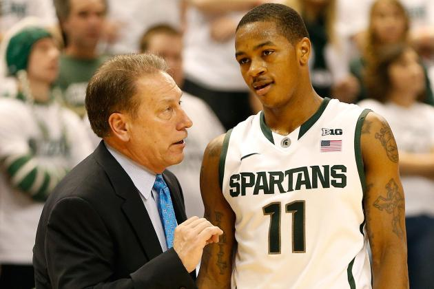 Keith Appling Among 20 Finalists for Bob Cousy Point Guard Award