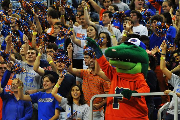 Gators Announce Student Camp out on Friday, Jan. 18