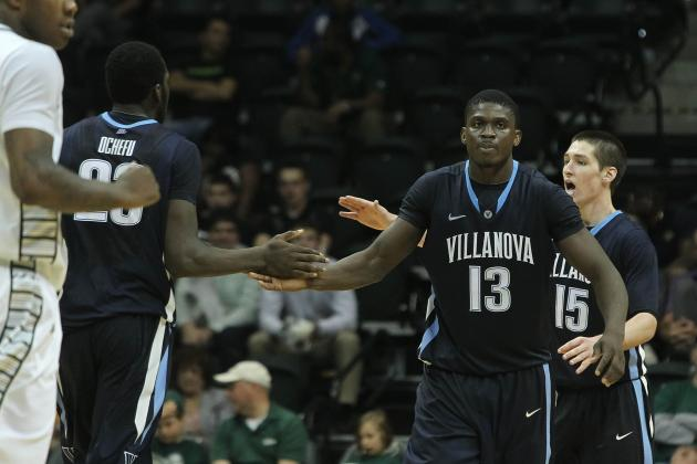 Villanova Extends Streak with Win over USF