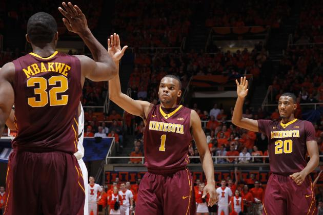Toughest Gophers Basketball Stretch in 20 Years?