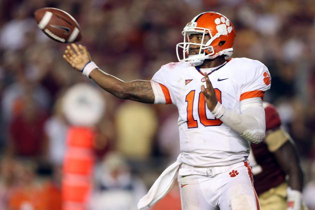 Why the Clemson QB Is Coming Back for His Senior Year