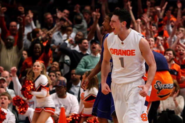 Syracuse Basketball: Andy Rautins Wins NBADL Three-Point Contest