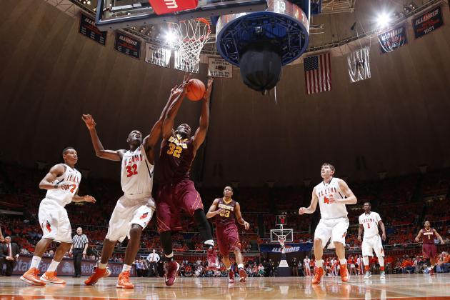 Why Are the Gophers so Good at O-Rebounding, but Terrible at D-Rebounding?