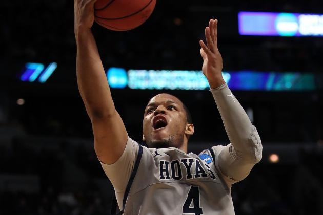 Former Hoya Chris Wright Continues Professional Dream in NBA D-League