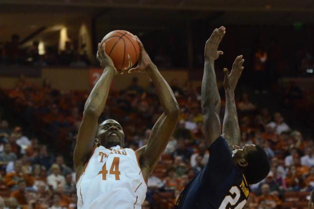 Writer: Texas Basketball Team No. 42 Nationally