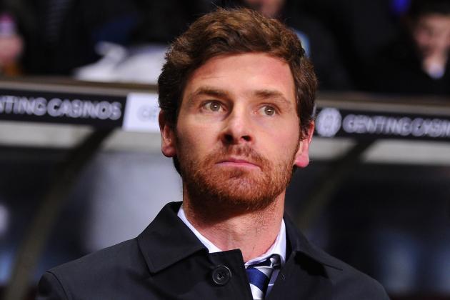 Tottenham Boss Andre Villas-Boas Says Chelsea Have No Plans