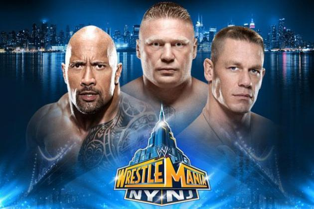 WWE News: Potential Top Four Matches for WrestleMania 29 Revealed