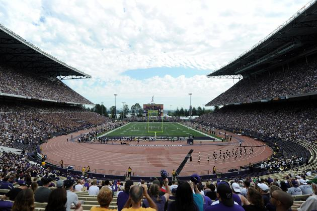 UW's Full 2013 Football Schedule