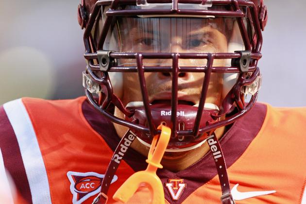 Hokies DE Gayle Returning Next Season