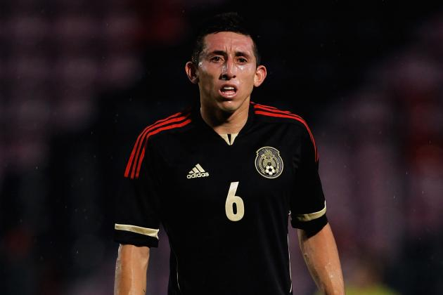 Manchester United: Hector Herrera the Final Piece of Sir Alex Ferguson's Jigsaw