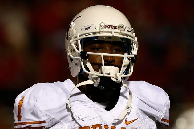 WR Davis to Leave Longhorns, Enter NFL Draft