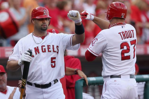 Angels' Big 3 a Rarity in This Era
