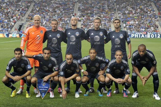2013 MLS All-Star Game to Be Held at LIVESTRONG Sporting Park