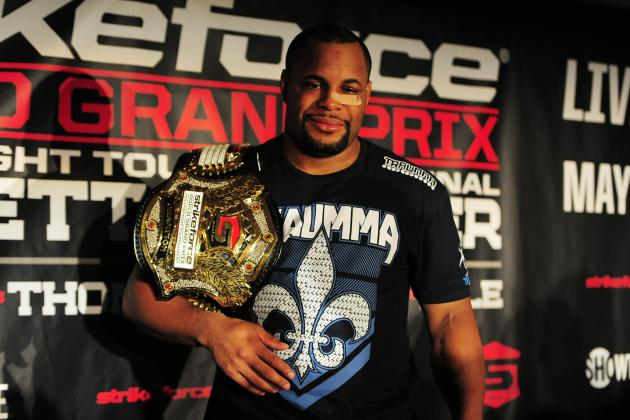 Is Daniel Cormier's UFC Future Brighter at Heavyweight or Light Heavyweight?