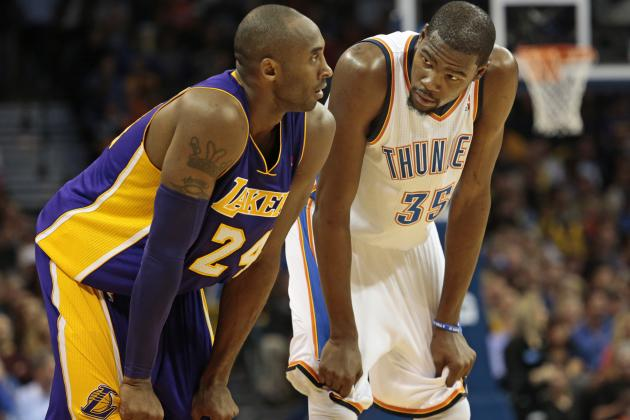 Oklahoma City Thunder vs. Los Angeles Lakers: Preview, Analysis and Predictions