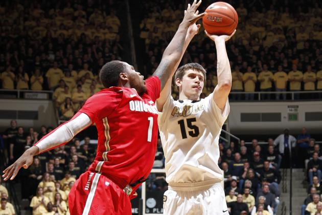 Boilermakers Fail to Take Advantage of Chances vs. No. 15 Ohio State